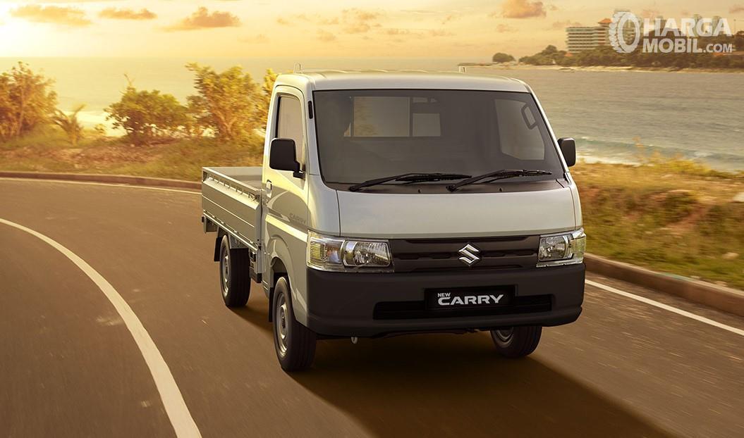Foto menunjukkan Suzuki Carry Pick Up 2019