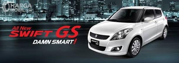 Suzuki Swift GS punya kelebihan soal fiturnya yang lebih lengkap