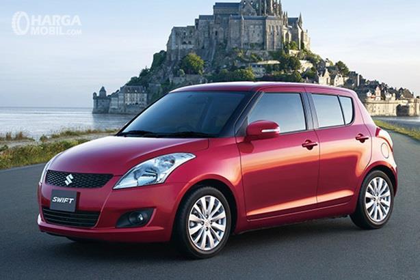 Suzuki Swift GX punya harga paling terjangkau di antara varian lainnya