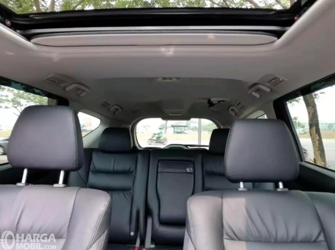 Foto kabin Mitsubishi Pajero Sport RF Limited Edition 2018