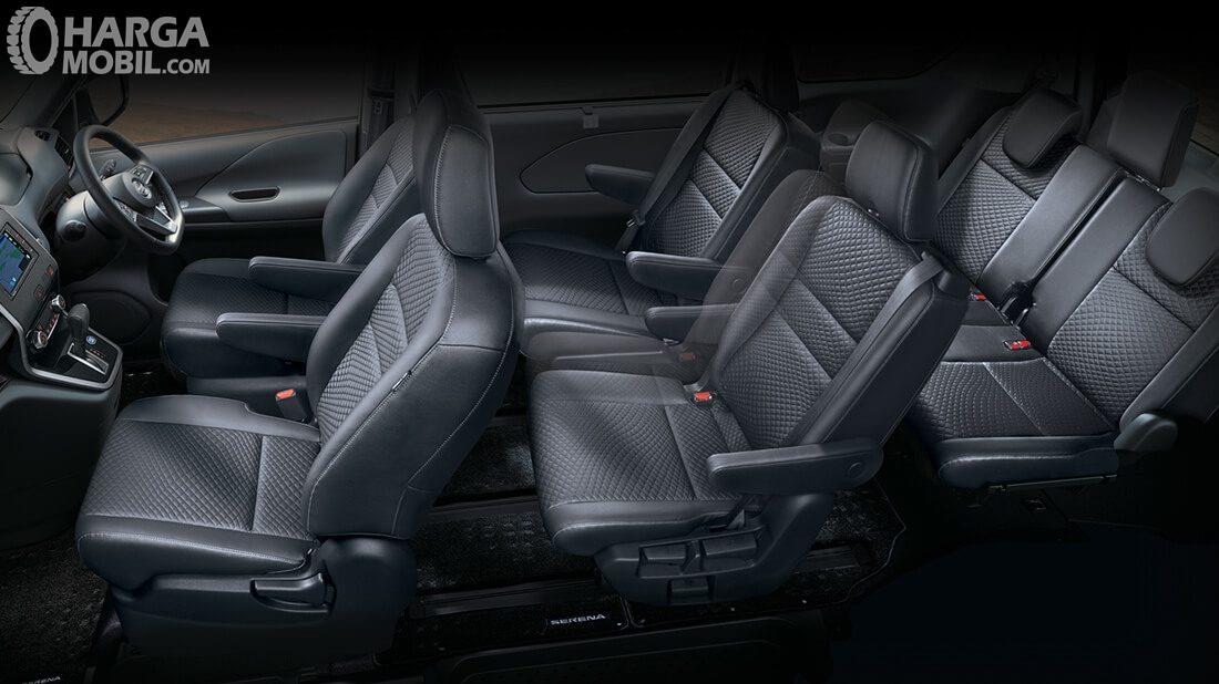 Gambar Kabin Nissan Serena Highway Star 2019