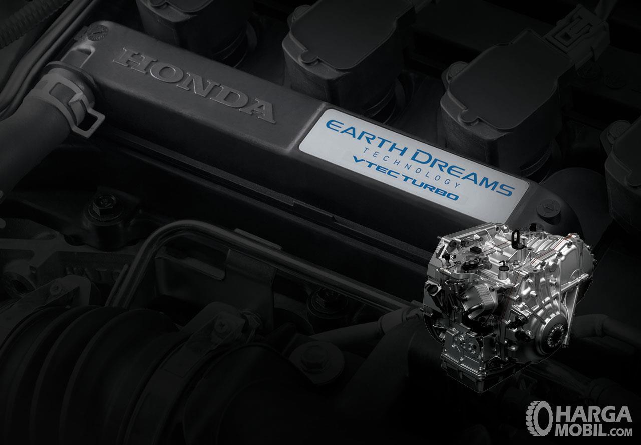 mesin Honda Accord 2019 menggunakna teknologi turbo