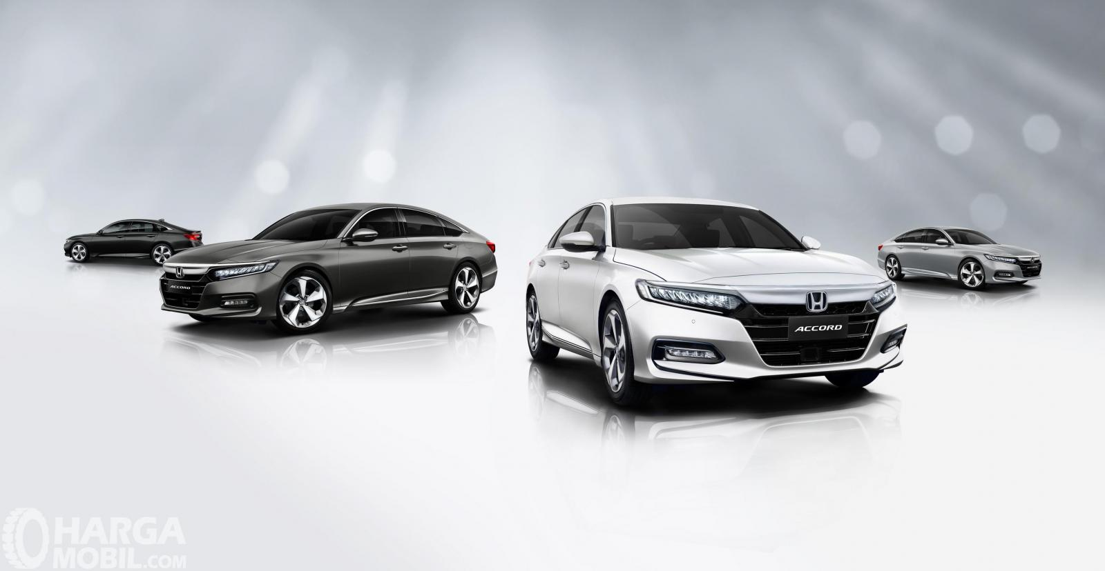 Warna bodi Honda Accord 2019