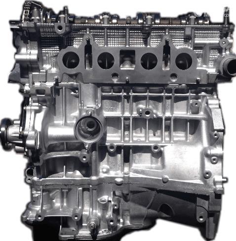 Gambar ini menunjukkan ilustrasi mesin pada mobil Toyota Previa 2006