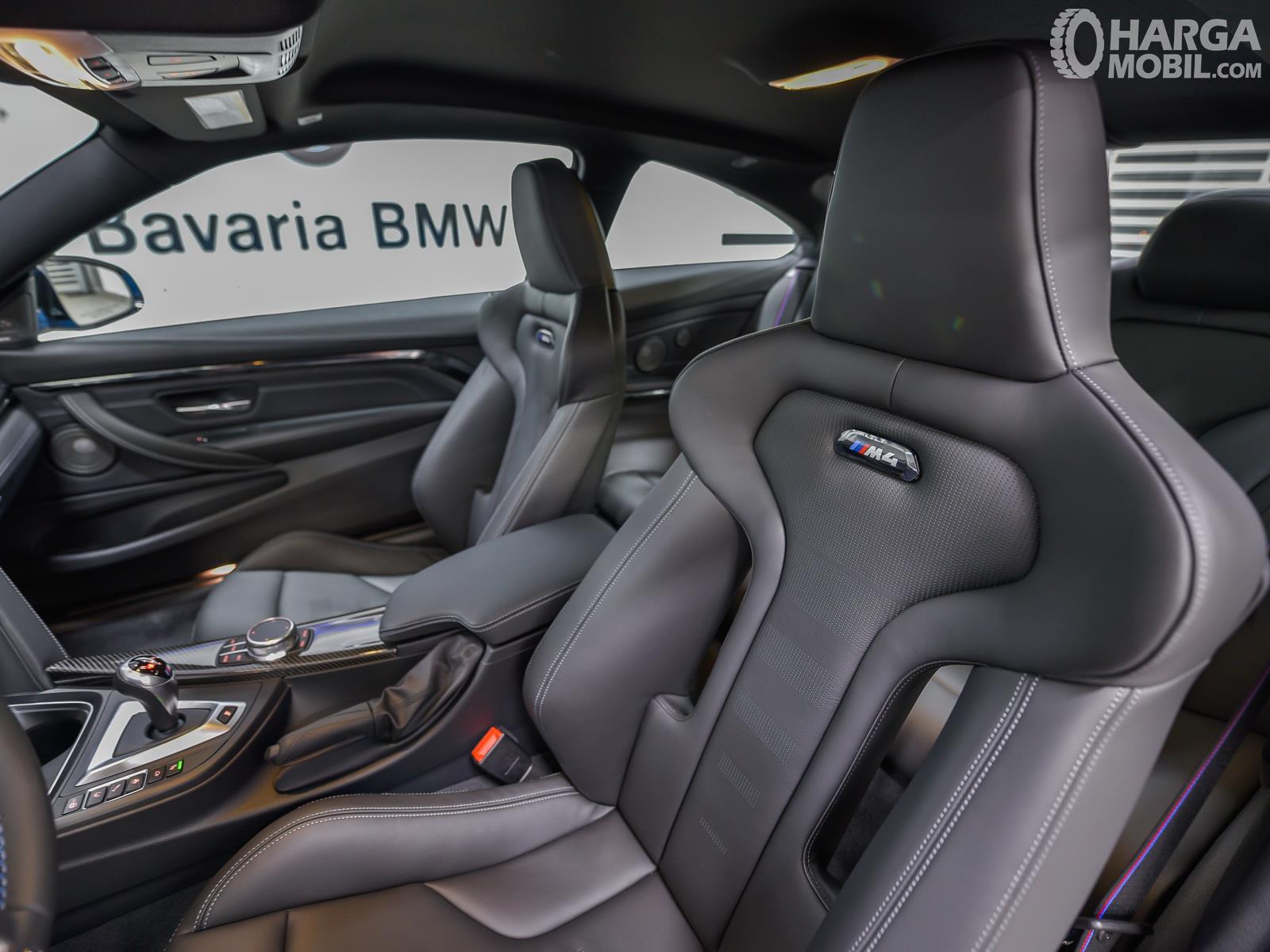 Foto jok depan New BMW M4 CS RWD Coupe 2019
