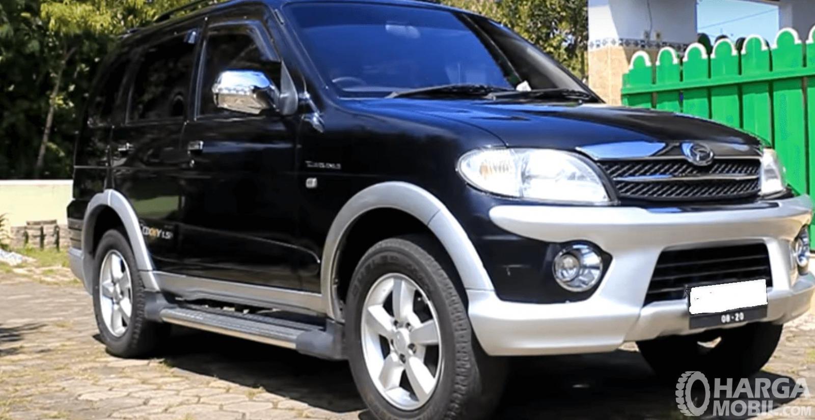 Review Daihatsu Taruna 2005, Mobil Bekas Tetap Beken Perawatan Mudah