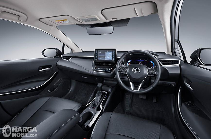 Foto kabin All New Toyota Corolla Altis Hybrid 2019