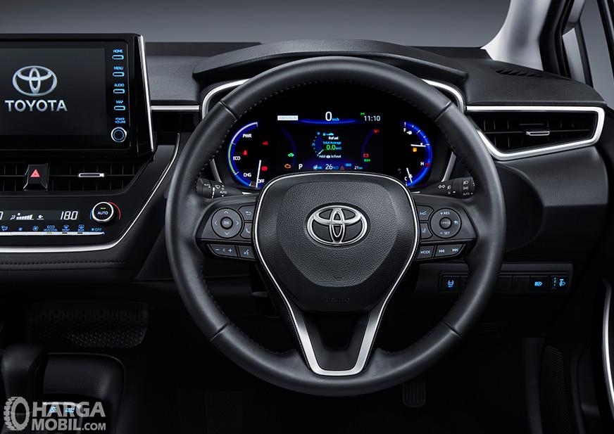 Foto setir All New Toyota Corolla Altis Hybrid 2019