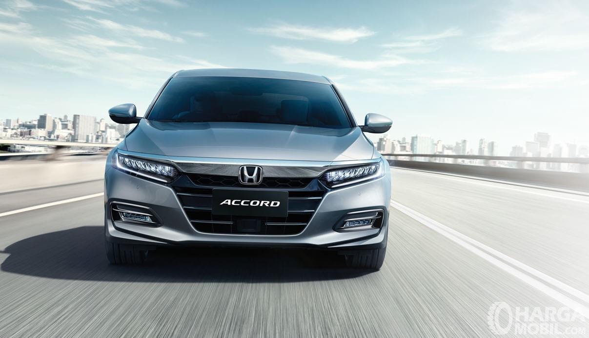 Foto All New Honda Accord 2019 tampak dari depan