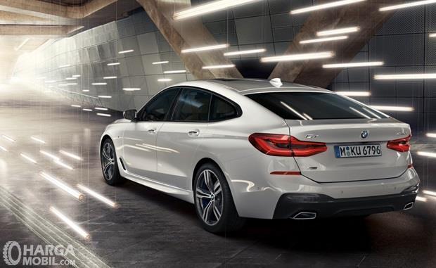 Eksterior BMW 630i Gran Turismo Luxury punya desain atletis, elegan serta berwibawa