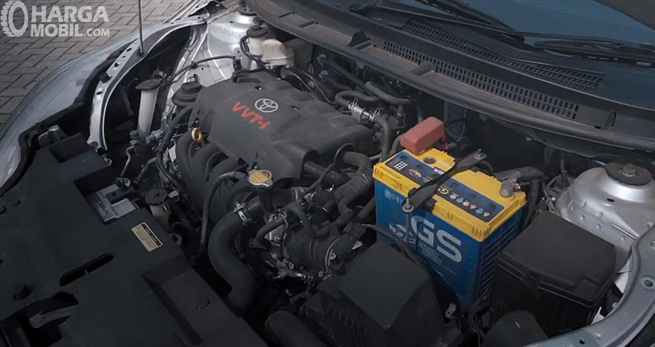 Mesin Toyota Yaris G AT 2014 menggunakan mesin 1.498 cc berdaya 109 HP