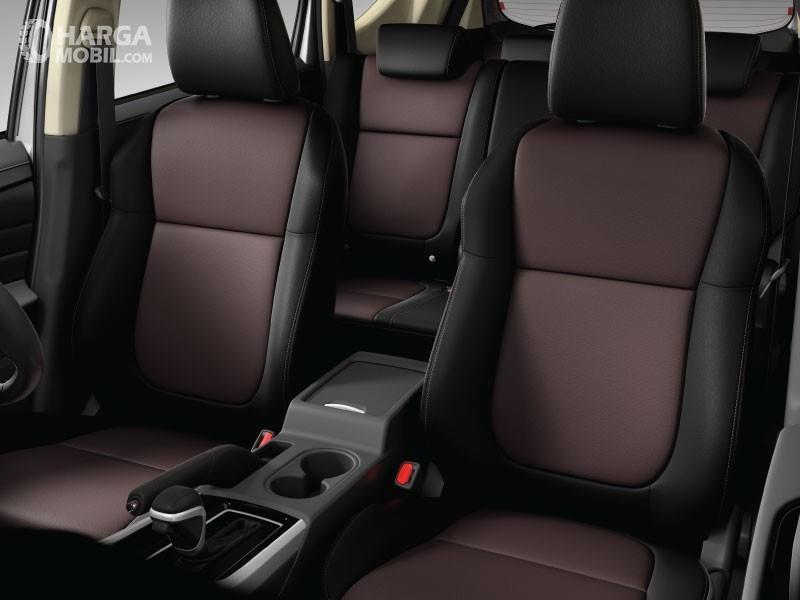 Foto menunjukkan Jok Mitsubishi Xpander Cross Premium Package 2019