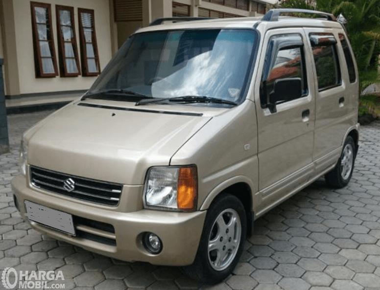 Review Suzuki Karimun GX 2005: Mobil City Car Masih Cocok Dipakai Saat