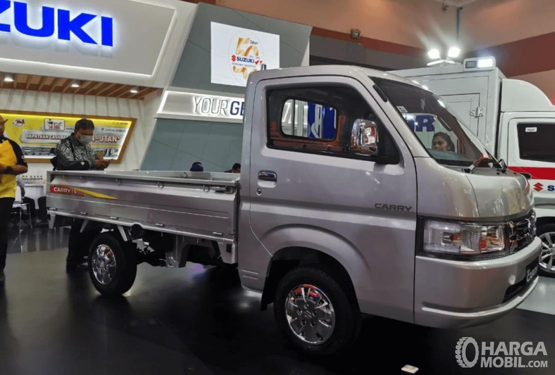 Review Suzuki New Carry Luxury 2020: Mobil Pick Up Tampilan Mewah Bantu Kembagkan Usaha