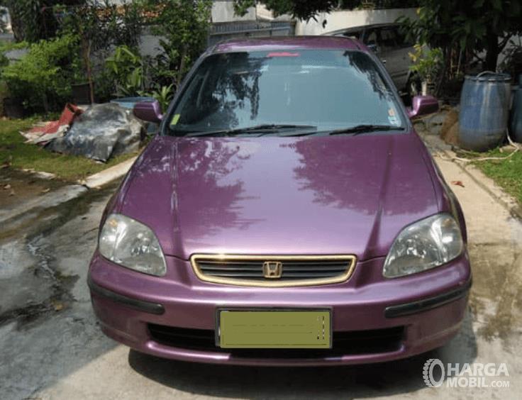 Review Honda Civic Ferio 1996: Sedan Lawas Dengan Handling Yang Baik