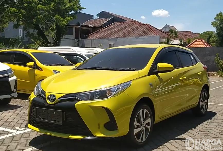 Spesifikasi Toyota Yaris G 2020 : Tampilan Sporty Dengan pilihan 3 AB dan 7 AB