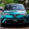 Daftar Harga All New Toyota C-HR Hybrid 2019 : Lebih Canggih Dari Yang Biasa, Selisih Hanya 30 Jutaan