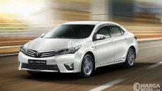 Review Toyota Corolla Altis Facelift 2017, Spesifikasi Dan Harga