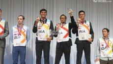 Tim Teknisi Indonesia Menjadi Pemenang I-Grand Prix Isuzu World Technical Competition 2017