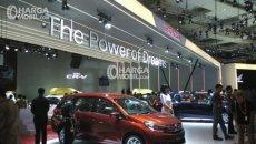 4 Mobil Honda Diklaim Memberikan Kebahagian Kepada Konsumen