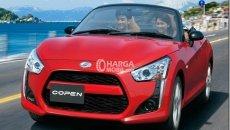 Harga Daihatsu Copen 2017 Di Indonesia, Spesifikasi Dan Review Lengkap