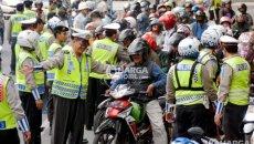 Polda Metro Jaya: Jumlah Pelanggar Meningkat 29 Persen Dalam Operasi Zebra 2017