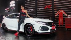 Penggemar Mobil Indonesia Menantikan Honda Civic Type R