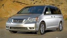 Honda Menarik Kembali Sekitar 800 Ribu Unit Odyssey Karena Masalah Kursi