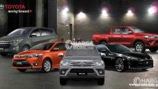 Toyota Menghadirkan Beberapa Produk Andalannya di Medan Auto Show 2017