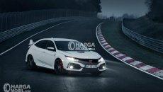 Honda Civic Type R 2017 Memanaskan Pekan Otomotif Makassar