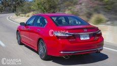 Review Honda Accord 2016: Spesifikasi dan Harga Lengkap