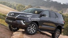 Review Toyota Fortuner 2016 Indonesia