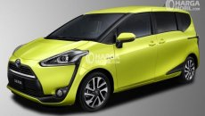 Kelebihan dan Kekurangan Toyota Sienta 2016