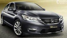 Spesifikasi  Honda Accord 2013 Indonesia