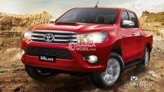 Review Toyota Hilux Double Cabin 2017, Harga Dan Spesifikasi Lengkap