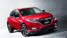 Preview Honda HR-V 2018, Crossover Honda Yang Terlihat Lebih Segar