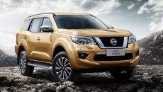 Preview Nissan Terra 2018, Bentuk Baru Dari Nissan Navara