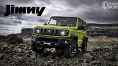 Review Suzuki Jimny 2018: Menjadi SUV Sesungguhnya