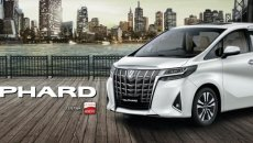 Review Toyota Alphard 2018, Si Bongsor Mewah Dengan Pilihan Mesin Terbaru