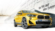 Review BMW X2 2018