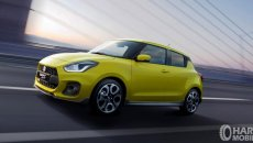 Review Suzuki Swift Sport 2018
