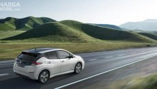 Review Nissan LEAF 2019