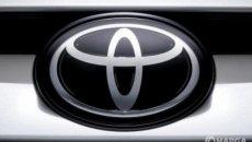 Penjualan Mobil Toyota Menurun, Target Tetap Dipertahankan!