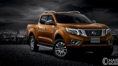 Review Nissan Navara 2015