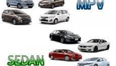 Bingung Pilih Mobil Sedan Atau MPV Untuk Keluarga Muda, Baca Ini Dulu!