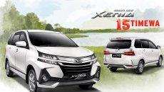 Daftar Harga Daihatsu Xenia 2019: Mobil MPV Model Baru Dengan Tampilan Lebih Segar