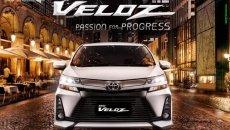 Daftar Harga Toyota New Veloz 2019: Tampilan Baru Lebih Menarik