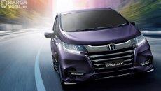 Daftar Harga Honda Odyssey 2019: Mobil Mewah Kelas Premium Dengan Fitur Mumpuni
