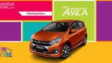Daftar Harga Daihatsu Ayla, Mobil 5-Seaters Yang Lagi Naik Daun