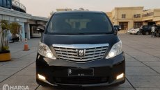 Review Toyota Alphard 2008: Mobil MPV Nyaman Dengan Fitur Mumpuni
